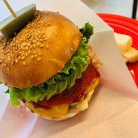 『#ハンバーガー好きな人と繋がりたい』